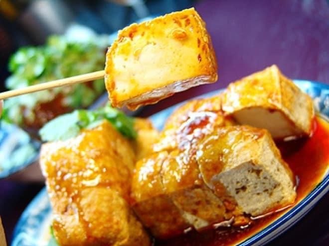 Đậu hũ thối - Wu's House Stinky Tofu