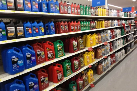 Thay dầu oto loại nào tốt nhất? Review #5 sản phẩm hàng đầu hiện nay