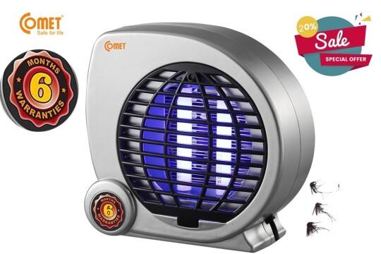 Review top 5 đèn ngủ diệt muỗi tiết kiệm điện năng vượt trội