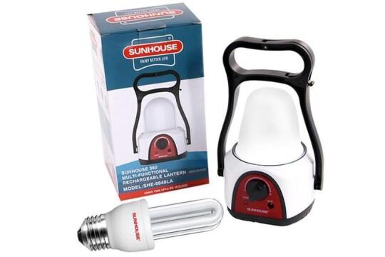 Review top 5 đèn sạc tích điện tiết kiệm tối đa điện năng sử dụng
