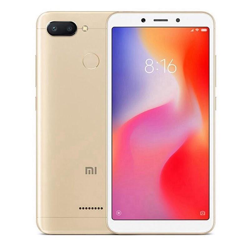 Điện thoại dưới 2 triệu Xiaomi Redmi 6
