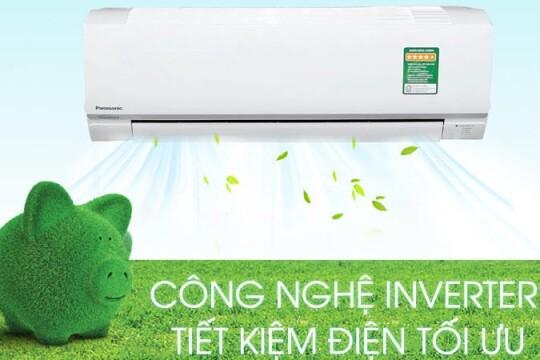 Review top 5 điều hoà Inverter siêu lạnh siêu tiết kiệm điện