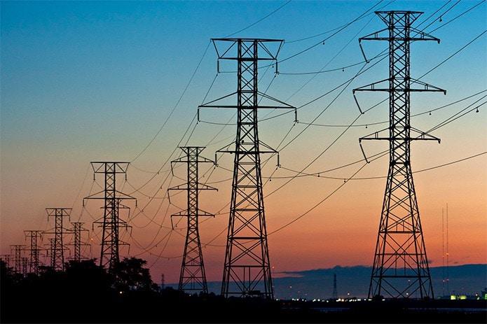 Dòng điện xoay chiều được sử dụng trong mạng lưới điện sinh hoạt.