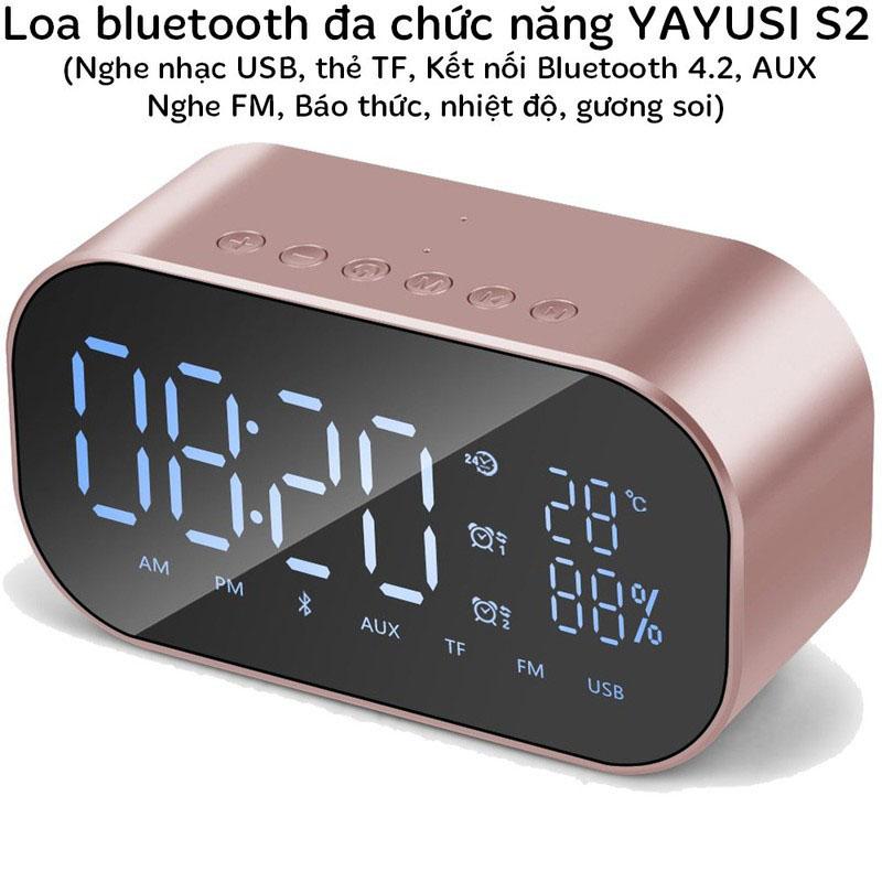Đồng hồ báo thức Yayusi S2 Led