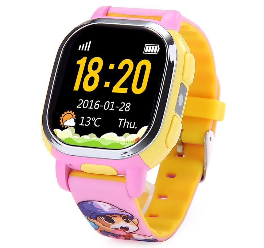 Đồng hồ định vị QQ Watch PQ708