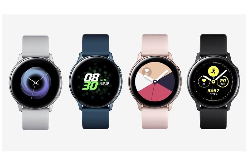 Đồng hồ thể thao Samsung Galaxy Active SM-R500