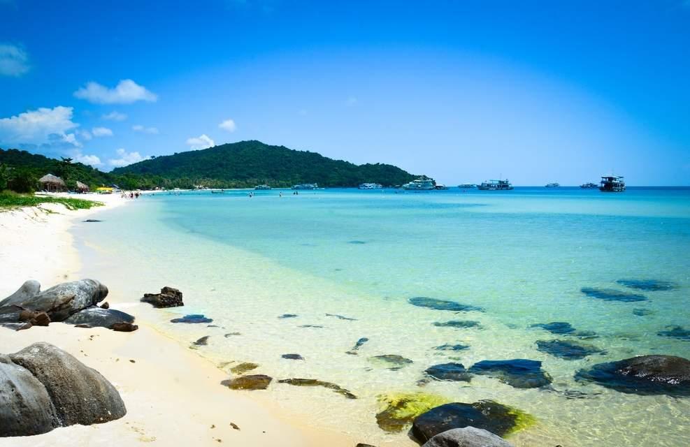 Du lịch Phú Quốc Bãi Dài