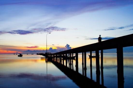 Du lịch Phú Quốc Làng chài Hàm Ninh