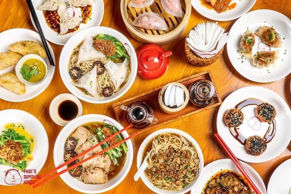 Dumpling – Phat's Dumpling House
