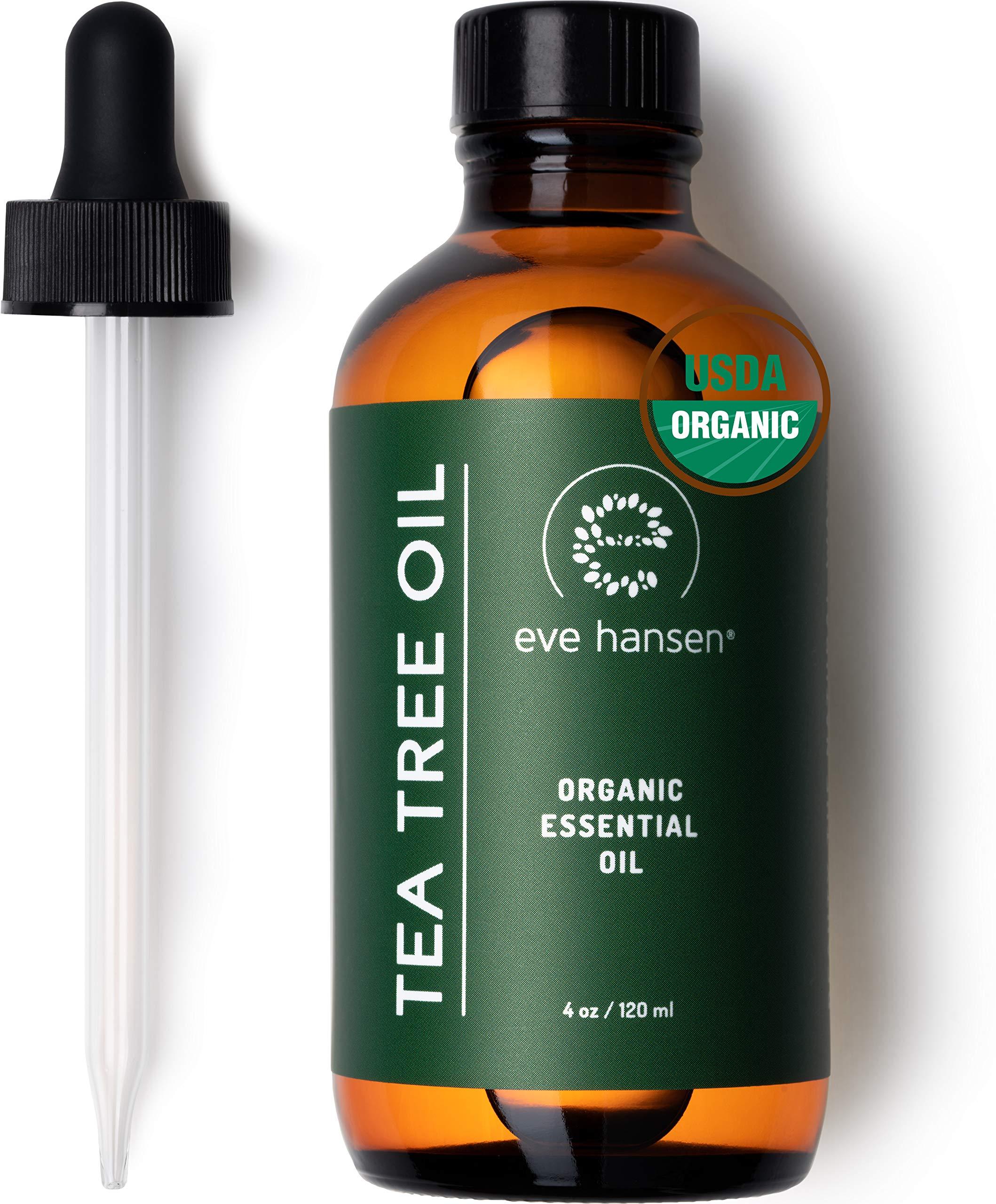 Eve hansen organic tea tree oil