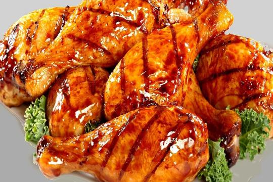Bật mí  3 cách ướp gà nướng thơm ngon, ngập sốt cho bữa cơm đậm vị