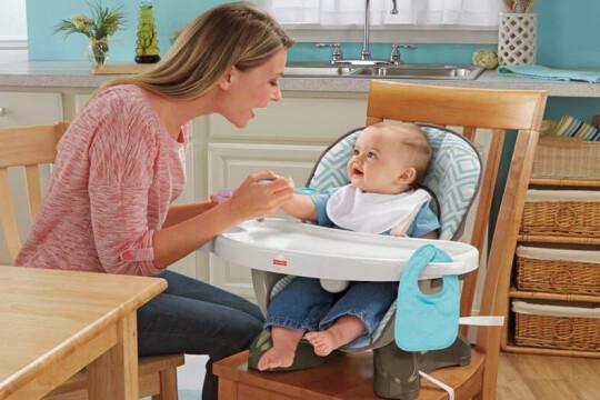 Review top 5 ghế tập ăn cho bé mẹ nào cũng nên biết
