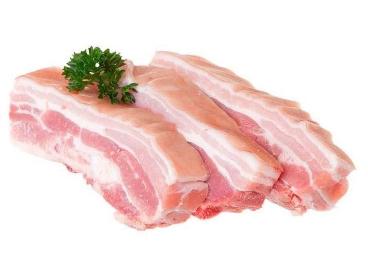 Giá trị dinh dưỡng của thịt rang cháy cạnh