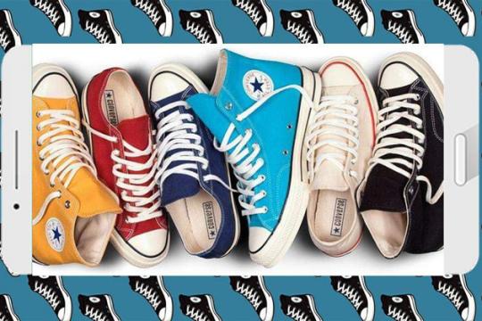 Review top 5 giày Converse kiểu dáng đẹp, thể hiện cá tính