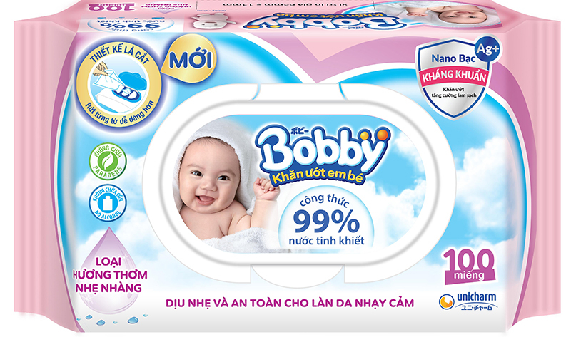 Giấy ướt Bobby