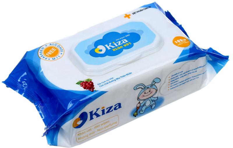 Giấy ướt Kiza