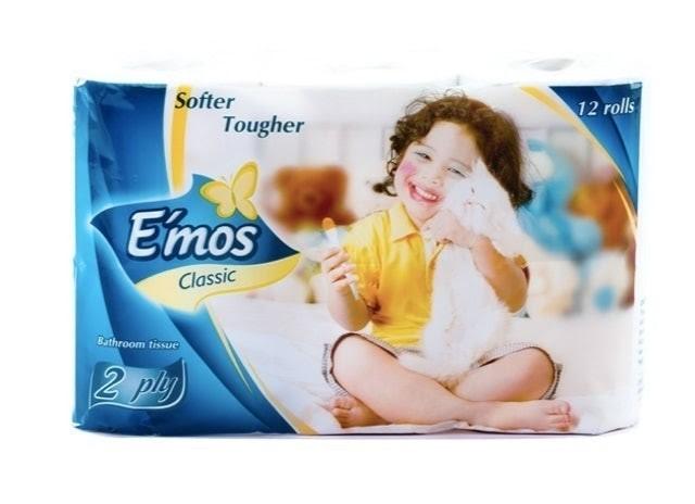 Giấy vệ sinh Vina Paper- E'mos-1
