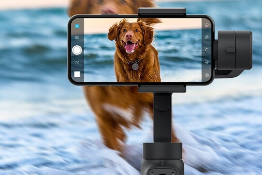 Review top 5 gimbal cho mọi điện thoại, máy ảnh