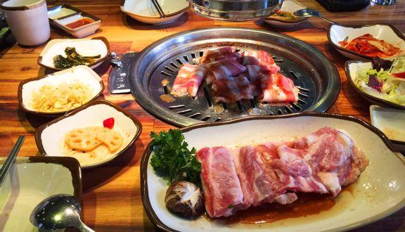 Gogi House - nhà hàng thịt nướng Hàn Quốc 2