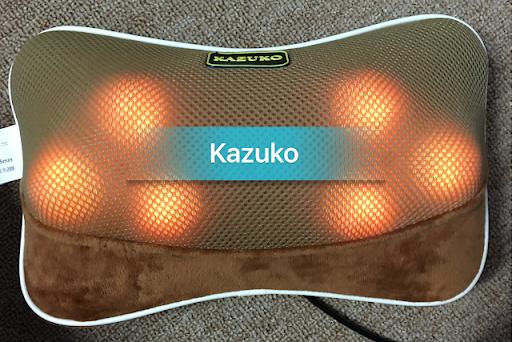 Gối massage 6 bi Kazuko
