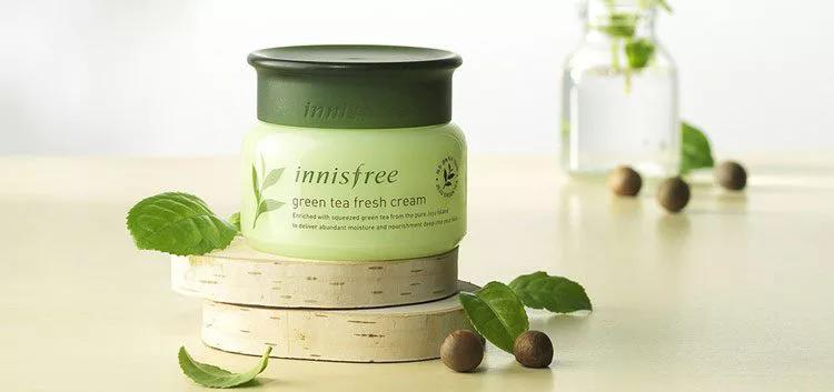 Innisfree-Green-Tea-Fresh-Cream