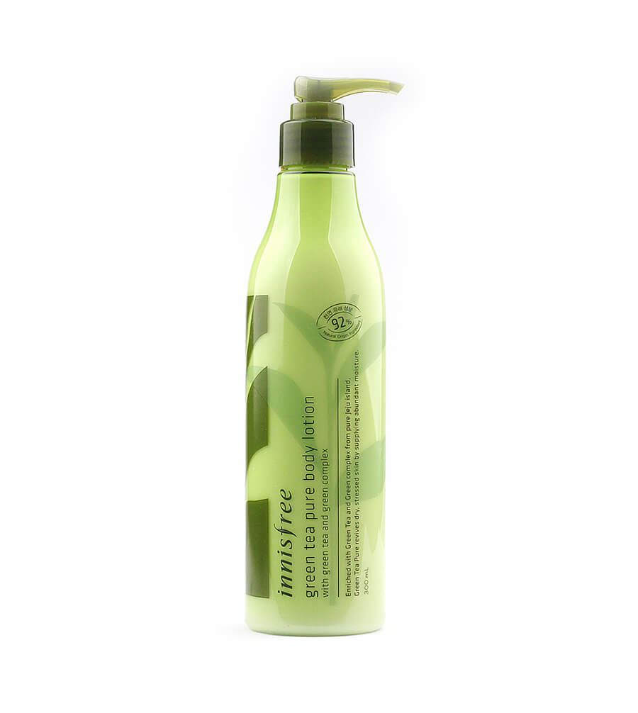 Innisfree-Green-Tea-Pure-Body-Lotion