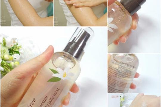 Review top 5 sản phẩm sữa dưỡng thể Innisfree cho làn da mềm mại