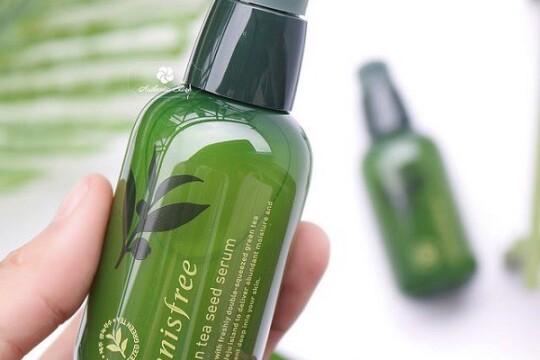 Review top 5 sản phẩm serum trị mụn cho da mặt láng mịn không còn mụn