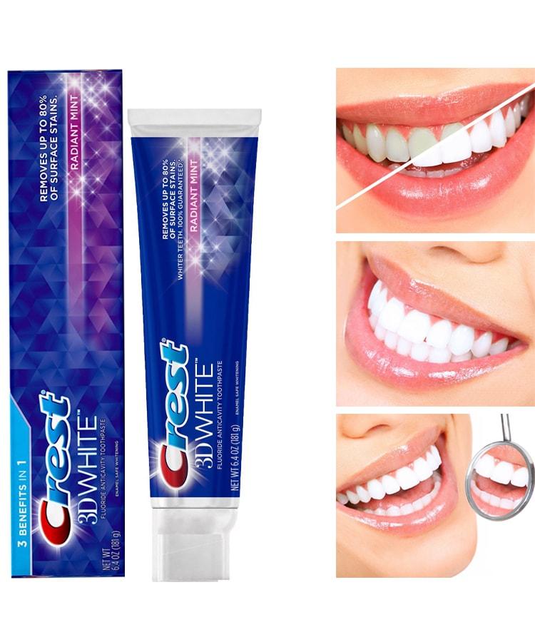 Kem đánh răng trắng sáng 2