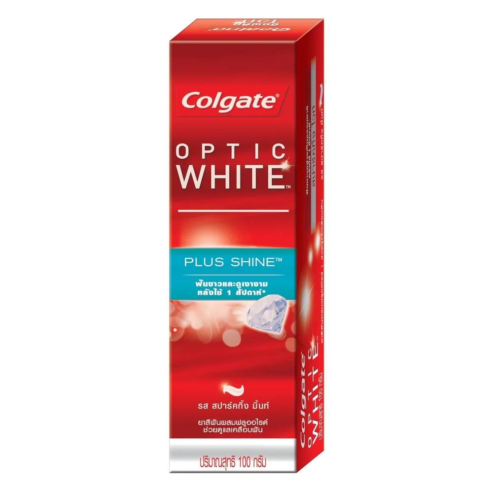 Kem đánh răng trắng sáng Colgate Optic White
