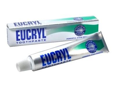Kem đánh răng trắng sáng Eucryl Toothpaste