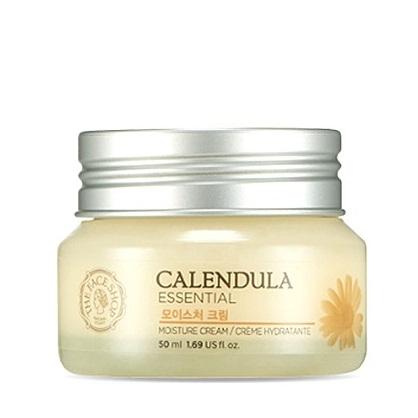 Kem - duong - da - The Face Shop Calendula Essential Moisture Cream