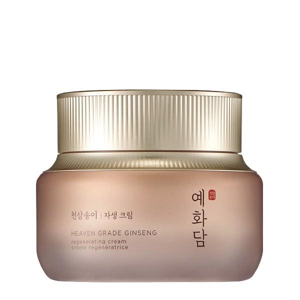 Kem - duong - da - The Face Shop Yehwadam Heaven Grade Ginseng Regenerating Cream