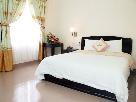 Khách sạn Khoang Xanh