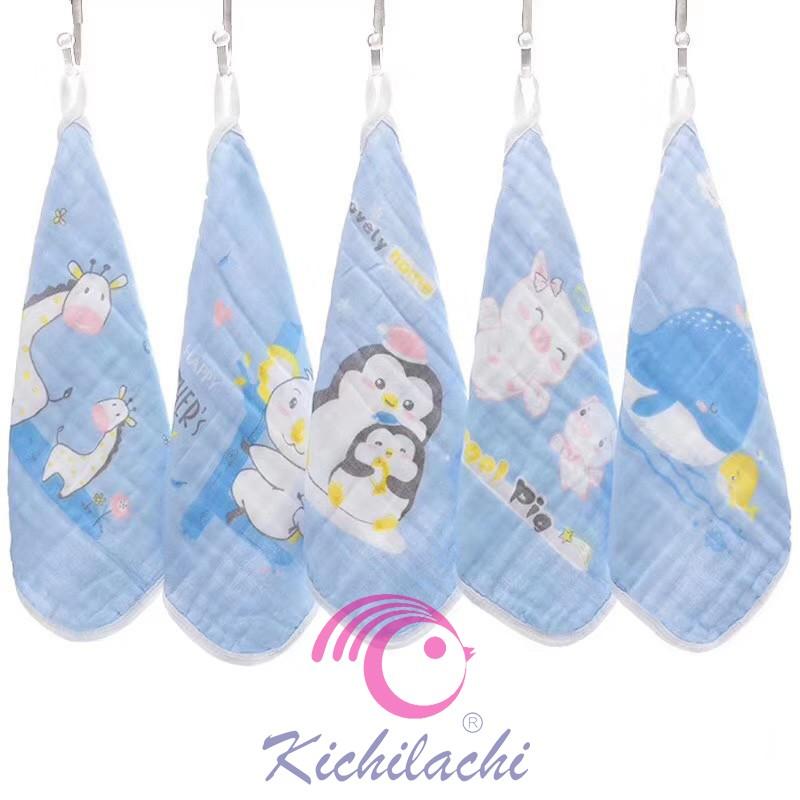 Khăn sữa em bé Kichilachi