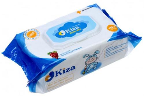 Khăn ướt Kiza