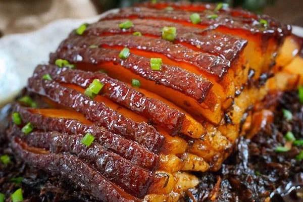 Khâu nhục – món ăn truyền thống của người dân xứ Lạng