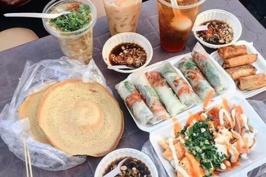Review Top 5 địa chỉ ăn vặt Sài Gòn không thể bỏ lỡ