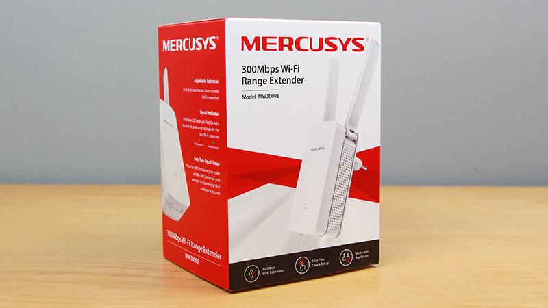 Kích sóng wifi không dây Mercusy