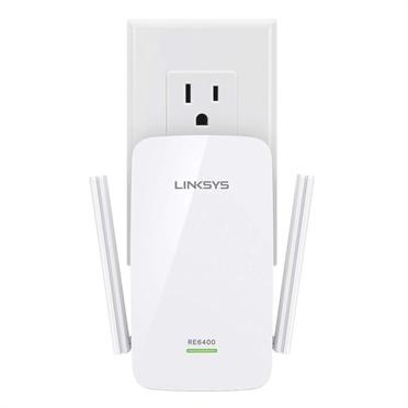 Kích sóng wifi Linksys RE6400