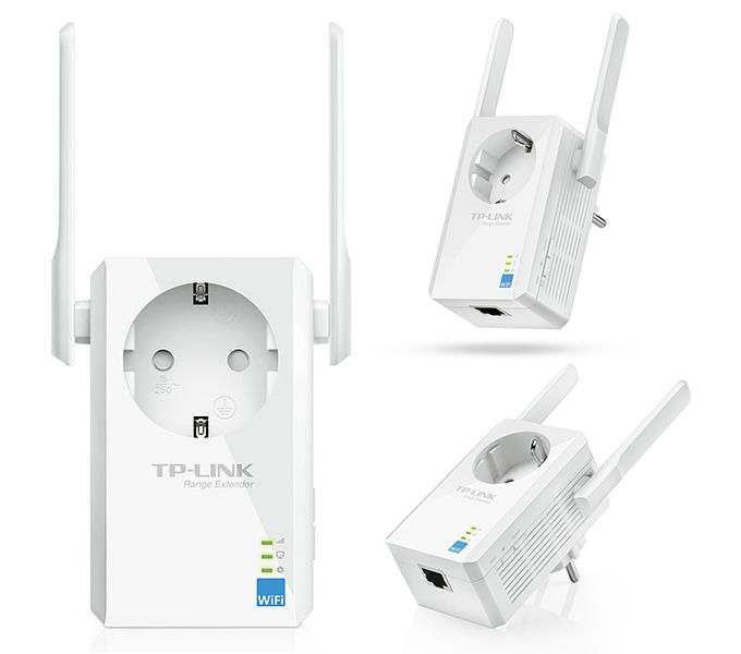 Kích sóng wifi TP-Link TL-WA860RE