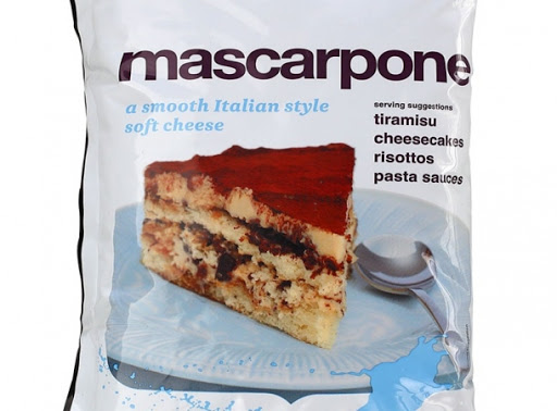 làm Mascarpone Cheese