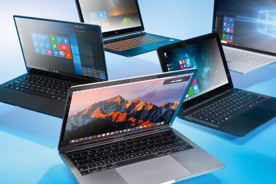 Review Top 5 sản phẩm laptop doanh nhân có tính bảo mật cao
