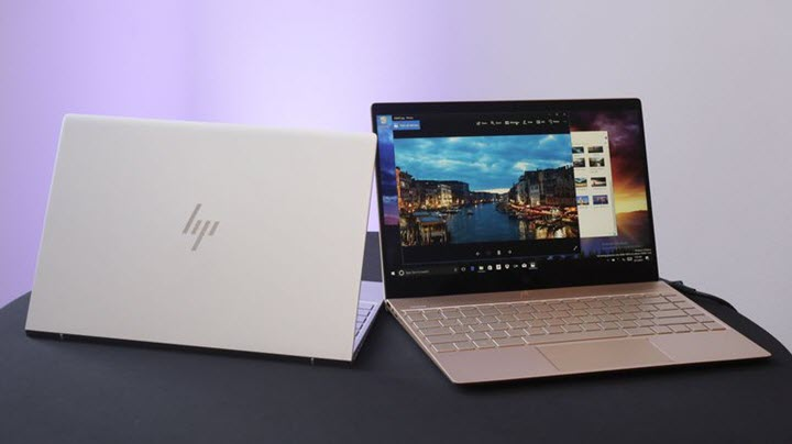 Laptop HP Envy 13-ad075TU