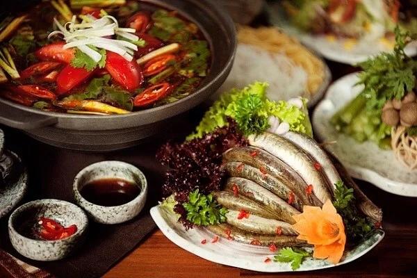 Lẩu cá kèo dinh dưỡng tiện lợi cho bữa tiệc