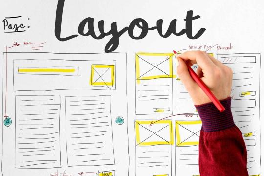 Layout là gì? Một số quy tắc cần chú ý trong thiết kế Layout