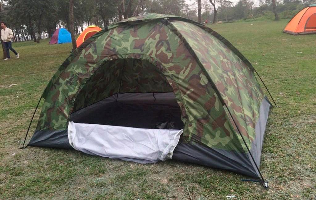 Lều cắm trại 1