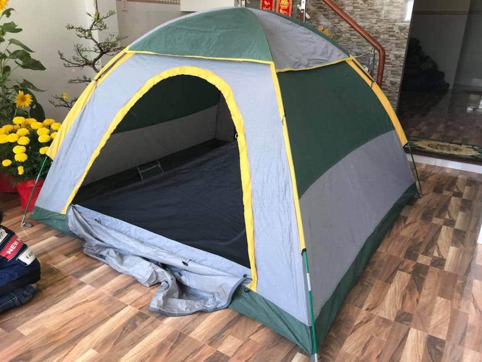 Lều cắm trại Tetragon 4P