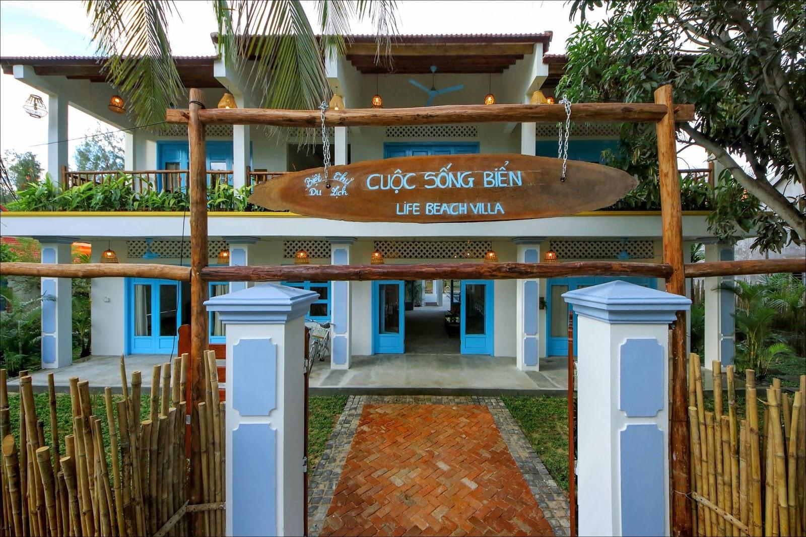 Life Beach Villa Hội An