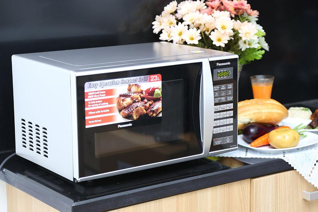 Lò vi sóng Panasonic NN-GT35H MYUE 23 lít